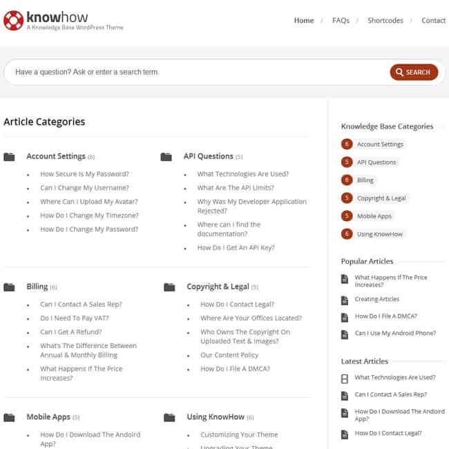 knowhow-wordpress-theme