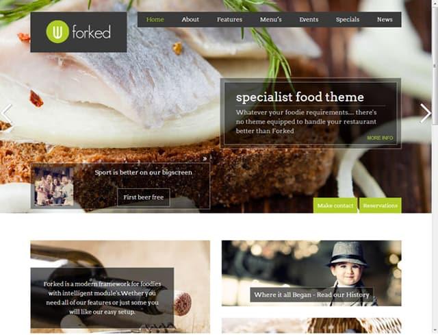 Forked-theme-wordpress-restaurant-template