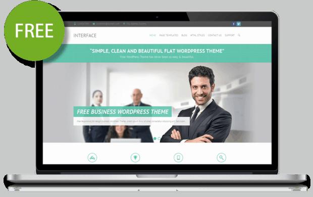 interface-free-flat-responsive-business-theme