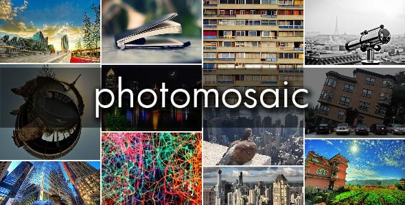 PhotoMosaic--Preview