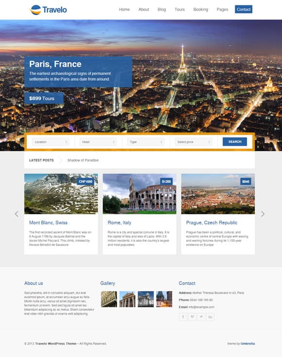 travelo-simple-booking-wordpress-theme