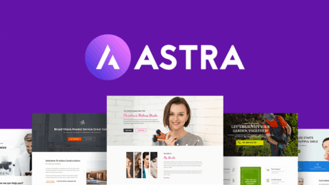 Astra Theme Discount Coupon Code