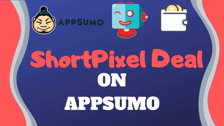 ShortPixel Deal/Discount On AppSumo